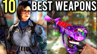 NEW TOP 10 OVERPOWERED WEAPONS IN COLD WAR ZOMBIES!