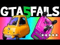 GTA 5 FAILS – EP. 22 (GTA 5 Funny moments compilation online Grand theft Auto V Gameplay)