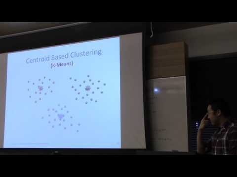Lec 12 Unsupervised Learning, Clustering, Dimensionality Reduction (1/3)