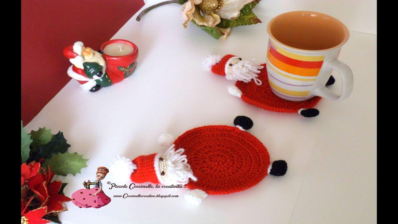 Amigurumi Uncinetto Gratis : Babbo Natale realizzato a uncinetto e amigurumi, con ...