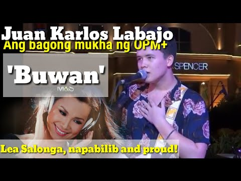 [Netizens React] Juan Karlos - Buwan | The New Voice of OPM