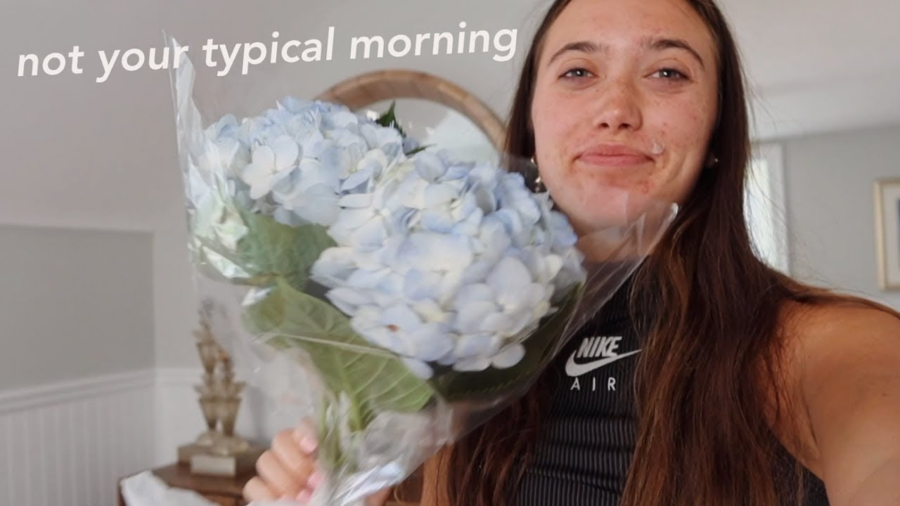 vlogging my morning for you