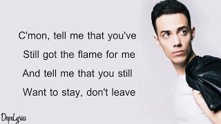 TINASHE - Flame (Cover by Leroy Sanchez)(Lyrics) I do not own anyth...