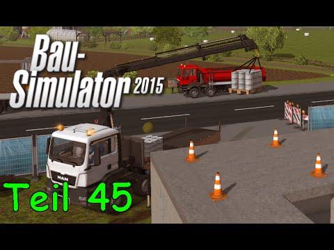 Let's Play Bau Simulator 2015 Teil 45  Modernes Haus Mit
