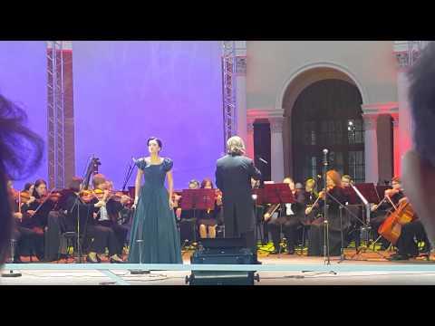 Опера «Евгений Онегин» в Зеленом театре
