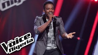 Jahnomso Ilem sings 'Fly like an eagle'/ Blind Auditions / The Voice Nigeria Season 2