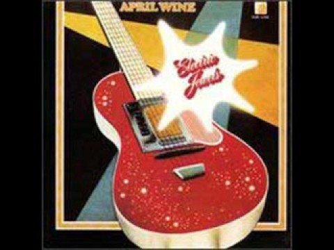 April Wine - Weeping Widow