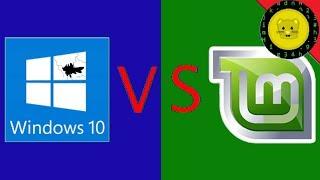 Linux Mint VS Windows 10 | Pros & Cons Discussion