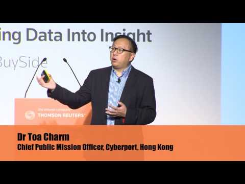 APAC Buy-Side Summit 2017: Driving Digital Innovation for the Buy-Side, Dr Toa Charm