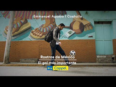 El gol más importante – Rostros de México | Coppel