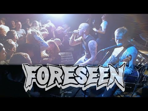 FORESEEN | Live in Moscow 2018/01/20