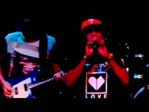 Tarrus Riley (w/ Dean Fraser & Black Soil  Band - Mystic Theater - Petaluma CA (2)