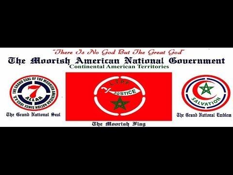 MOORISH AMERICAN GOVERNMENT/AWAKEN TO THE SUPREM LAWS OF THE PROPHET