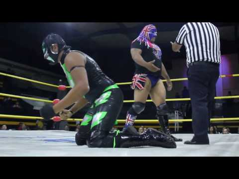 El Picudo vs Cadillac mano a mano en la Arena Naucalpan