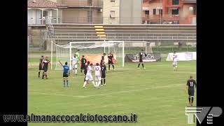 Serie D Girone E Aquila Montevarchi-Monterosi 1-1