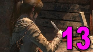 Rise of the Tomb Raider - Part 13 - Found a Fac New Bayonet! (Let