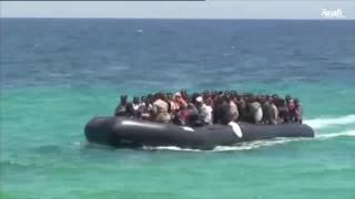 264 ألف مهاجر على الأرضي الليبية ينتظرون فرصة للعبور