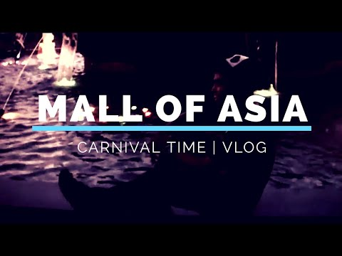 Mall of Asia (Carnival Time)