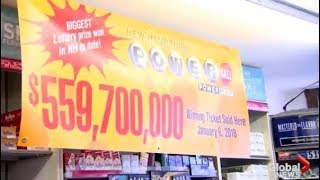 Court decides if the winner of a $560 Million lottery ticket can remain anonymous