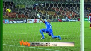 El camino de Nacional hacia la final de la Liga Postobón 2014-I - Win Sports