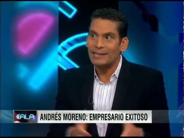 Andrés Moreno, fundador de Open English con Ismael Cala en CNN en Español Videos De Viajes