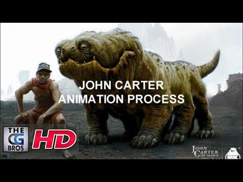 "CGI VFX Behind The Scenes : ""John Carter Animation Process"" by - Patrick Giusiano"