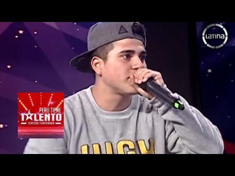 Aten Anu - Hip Hop y Beat Box - Audiciones Semana 1 - Perú Tiene Talento