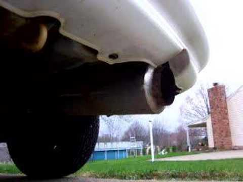 honda civic exhaust