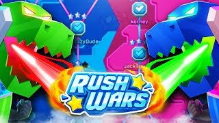Our first team DOMINATION event in RUSH WARS!