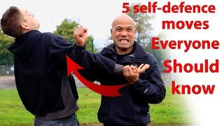 5 Self Defence moves everyone should know thumbnail