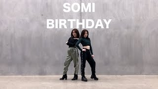 155Cm Somi BIRTHDAY dance cover.mp3