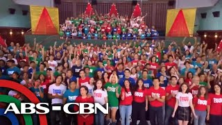 Rated K: ABS-CBN Christmas Station ID Behind The Scenes