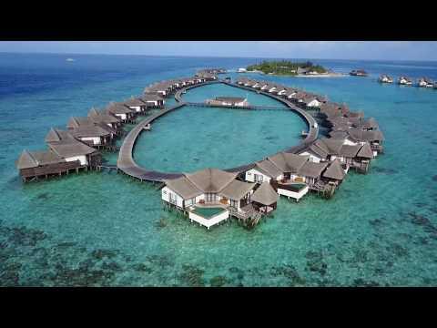 Maldives Drone 4k (Jumeirah Vittaveli) 马尔代夫 航拍