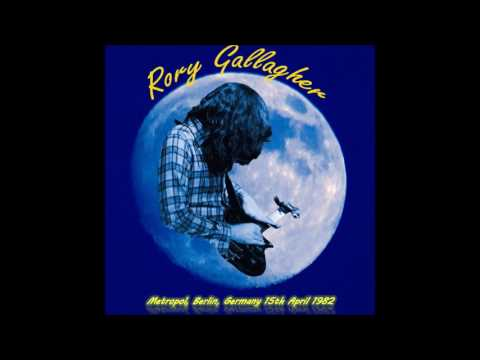 Rory Gallagher - Berlin 1982