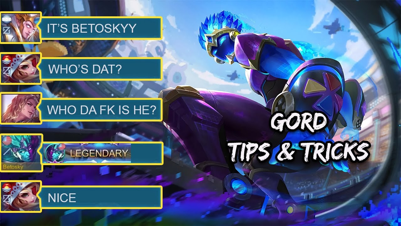 This Match Helped Me Gain More Subscribers - Gord Tips & Tricks | MLBB