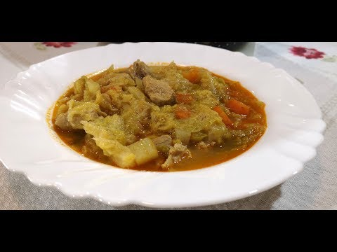 kuvano jelo od kelja