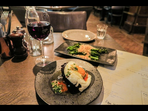 THE BEST FOOD IN MANCHESTER, ENGLAND