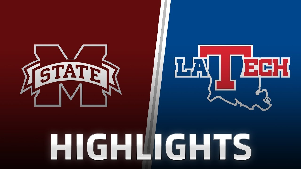 Mississippi State football vs. LA Tech football video highlights: See ...