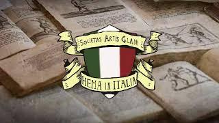 """HEMA in ITALIA - Intervista a Nova Scrimia sul loro libro """"Scherma col bastone da passeggio [...] """""""