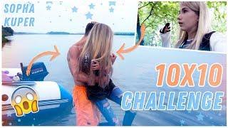 10x10 CHALLENGE // НАШ ЛЕТНИЙ ЛАГЕРЬ