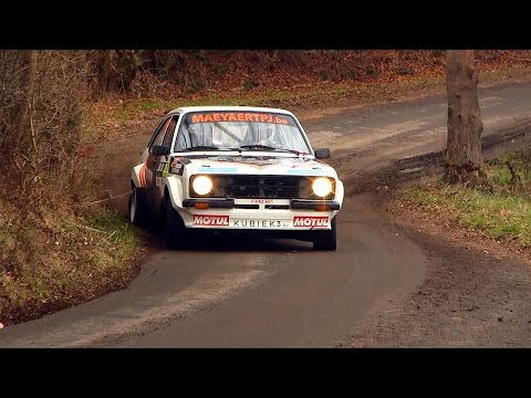 Rally cars on the limit 2016
