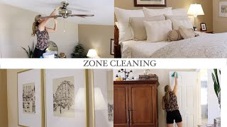 ZONE CLEANING | CLEANING MOTIVATION