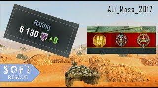 Highest Rating battle in WOT BLITZ update 5 10
