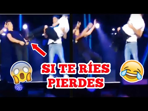 SI TE RÍES PIERDES / TRY NOT TO LAUGH - ONE DIRECTION Pt. 2