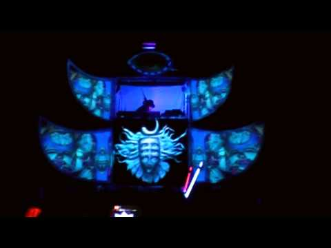 Shpongle @ Electric Forest 2011 DMT Shpongletron Divine Moments of Truth  Dorset Perception