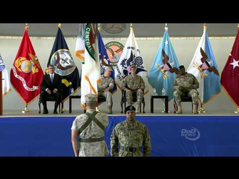 Centcom Change of Command