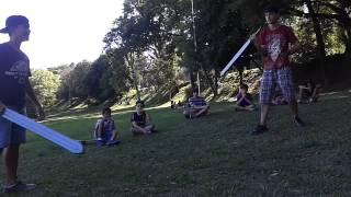 Duelo .1 - Falkigate Swordplay Londrina