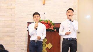 CON ĐƯỢC DỰNG NÊN CÁCH DIỆU KỲ - M.Trường & B.Quang