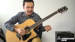 Musst Du zuerst Akustikgitarre lernen, bevor Du E-Gitarre spielen darfst?