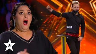Judge Gets Emotional Over Magician's AMAZING Performance!   Got Talent Global